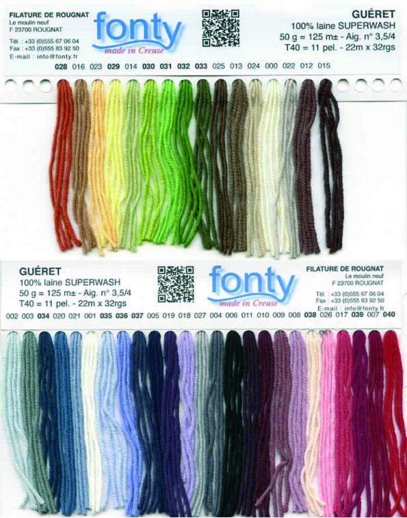 gamme couleurs gueret fonty